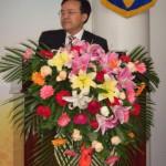 Виступ Ректора Пекінського університету нафти Чжан Ляньбіня