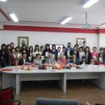 Зі студентами та викладачами славістики